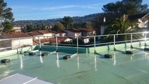 Absturzsicherung auf dem Dach Bild 2